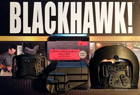 BLACKHAWK Serpa CQC Holster SIG P228 P229 P250DCc 410505BK-R
