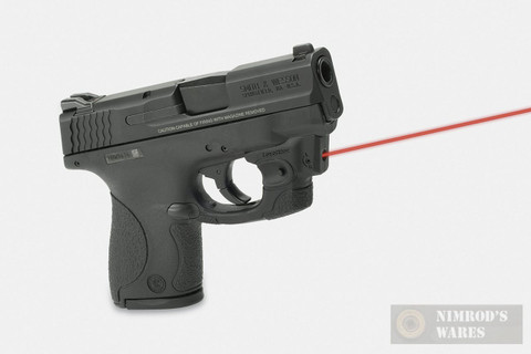 LaserMax S&W Smith & Wesson Shield LASER Ambi-Switch CF-SHIELD