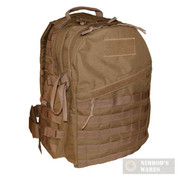 BDS TACTICAL Survival Three Day Back Pack DT 3DP-DT