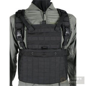 BLACKHAWK S.T.R.I.K.E. Commando Recon CHEST HARNESS BLK 37CL01