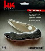 BENCHMADE H&K Mini-Pika II Folding Knife w/ Plain Edge 14412CP