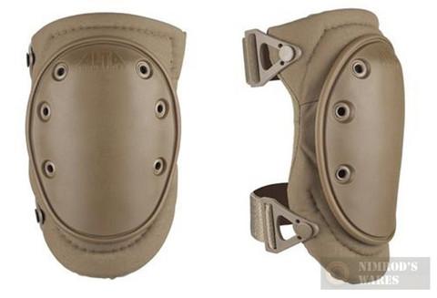 AltaFLEX AltaLOK Tactical Knee Pads Military Tough Coyote 50413-14