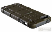 MAGPUL MAG454-ODG iPhone 5/5s Shock-Absorbing BUMP CASE OD Green