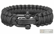 Survival Straps Adjust. Paracord Emergency Bracelet 201101237