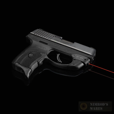 Crimson Trace X-Change Laser Sight for RUGER LC9S Pro LG-413