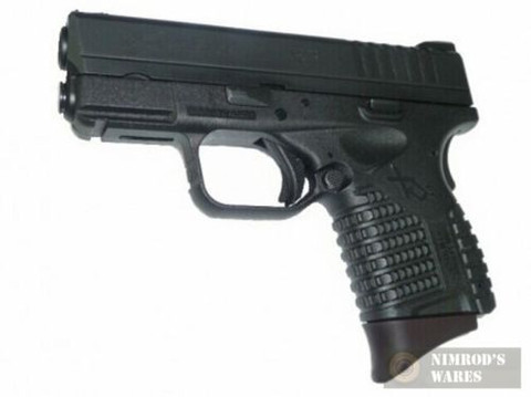 """Pearce Grip PG-XDS Springfield XDS Grip Extension Add 5/8"""" Grip"""