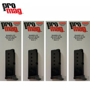 4-PACK ProMag Ruger LCP 380ACP 6-Round Steel Magazines RUG13