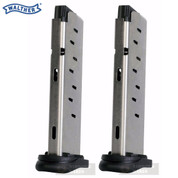 WALTHER PK380 .380 ACP 8 Round Steel Magazine 505600