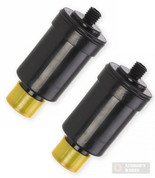 2-PACK NDUR Advanced Replacement Filters for Survival Canteens 52040