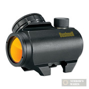 BUSHNELL TRS-25 Trophy Tactical Red Dot SIGHT 1X25mm 3 MOA 731303