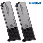 MecGar MGRP8510B Ruger P85 89 93 94 95 10 Round 9mm Magazine 2-PACK