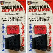 Pachmayr 05173 Tactical Grip Glove/Sleeve 2-PACK S&W BODYGUARD