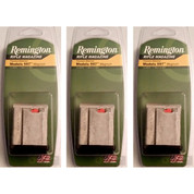 3-PACK REMINGTON 19653 MODEL 597 17HMR 22WMR 8 Round Magazines