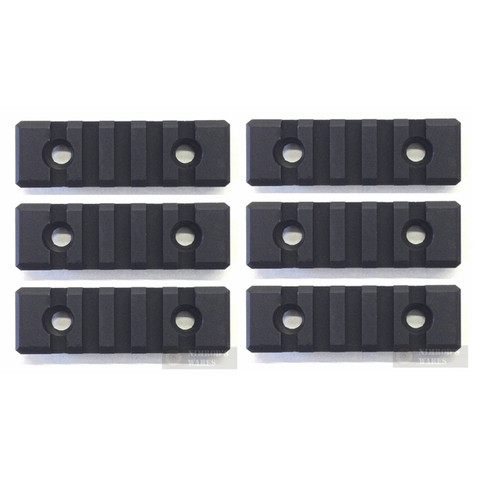 Diamondhead Short Rail Kit 2-PACK (6pc) for V-RS Drop-In Handguard 2831