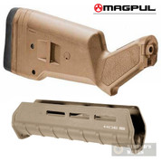 MAGPUL Mossberg 590/590A1 STOCK + FOREND MAG490-FDE/MAG494-FDE