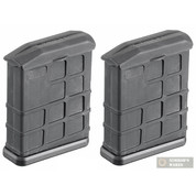 Ruger 90355 Gunsite SCOUT .308 Winchester 10-Round Magazine 2-PACK