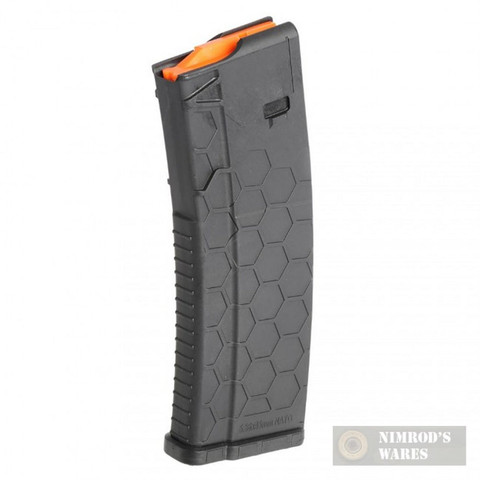 """HexMag AR-15 """"Series 2"""" .223 5.56 10 Round Magazine HX1030-AR15S2-BLK"""