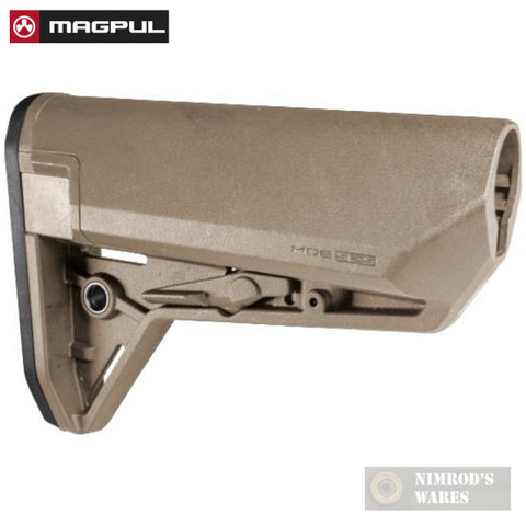 MAGPUL MOE SL-S Storage Carbine STOCK Mil-Spec MAG653-FDE
