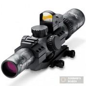 BURRIS SkullTac FastFire 3 PEPR Mount COMBO 1-4X24mm 3 MOA 200438FF