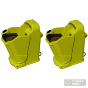 Maglula UP60L UpLULA Universal Pistol Speed Loader 9mm-45ACP 2-PACK
