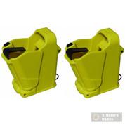 Maglula UP60L UpLULA Universal Pistol Speed Loader 9mm-45ACP 2-PACK
