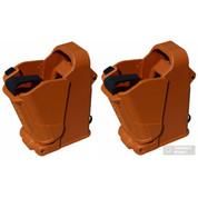 Maglula UP60BO UpLULA Universal Pistol Loader Unloader 9mm-45ACP 2-PACK