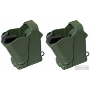 Maglula UpLULA Dark Green Universal Speed Loader 9mm-45ACP UP60DG 2-PACK