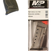 S&W SHIELD 45ACP 6 Rd Mag + Pearce Grip Extension 3005566 PG-MPS45