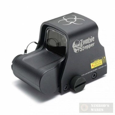 EOTech XPS2-Z Zombie Stopper Optic Sight Biohazard Reticle 1 MOA