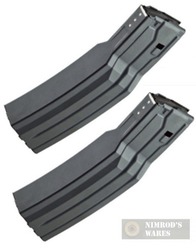 SUREFIRE 60Rd High-Capacity Magazine 2-PACK AR15/M16 223 MAG5-60