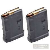 MAGPUL PMAG 10 AR M4 GEN M3™ 5.56X45mm NATO 10 Round Magazine 2-PACK MAG559-BLK