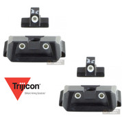 TRIJICON S&W M&P SHIELD Bright & Tough NIGHT SIGHTS SET 2-PACK SA39-C-600714