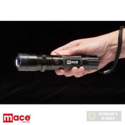 MACE Stun GUN & Flashlight 2.4 million VOLTS 300 Lumens Strobe 80326