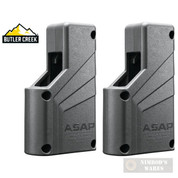 Butler Creek ASAP Single Stack MAGAZINE LOADER 2-PACK .380-.45ACP BCA1XSML