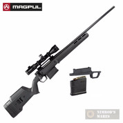 MAGPUL HUNTER 700L Remington 700 Long Action STOCK + Magazine Well + Magazine MAG483-BLK MAG489-BLK