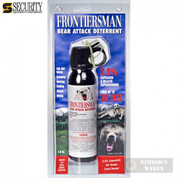 Frontiersman BEAR Pepper SPRAY 30ft Range 7.9 oz FBAD03