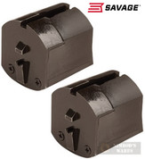 SAVAGE A22 22 Magnum/WMR 10 Round MAGAZINE 2-PACK Rotary 47205