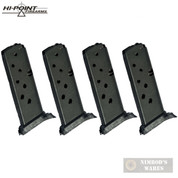 Hi-Point C9 916 CF380 9mm .380 ACP 8 Round MAGAZINE 4-PACK CLP9C