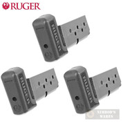 RUGER LCP II 7 Round .380 ACP Extended MAGAZINE 3-PACK 90626