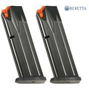 BERETTA PX4 STORM Compact/Sub-Compact 9mm 10 Round MAGAZINE 2-PACK JM88510