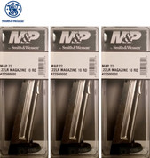 Smith & Wesson S&W M&P22 .22LR 10 Round SS Magazine 3-PACK 42250