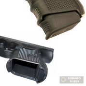Pearce Grip Gen4 Glock 26 27 33 39 Grip Extension PLUS + Frame Insert PG-G42733 PG-G4SC