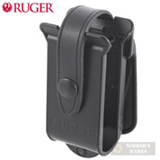 RUGER 10/22 TWO BX-Magazines POUCH w/ Paddle IWB 90401