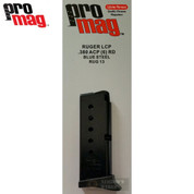 ProMag RUG13 Ruger® LCP 380ACP 6Rd BL Steel Magazine
