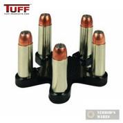 TUFF 7003-BP5357 QuickStar .357/.38/6.8 Revolver Reloader 2 Pk
