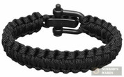Survival Straps Adjust. Paracord Light Duty Bracelet 201101241