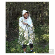 UST Survival Emergency Reflective Poncho 20-190-1000