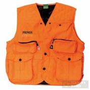 Primos 65701 Gun/Muzzleloader HUNTER'S VEST w/ PVC Lining MED