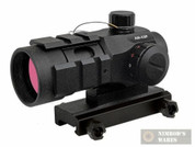 BURRIS 300209 AR-132 1x32mm 4MOA Red Dot Sight