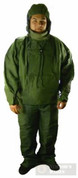 U.S. Military Surplus NBC Nuclear/Biological/Chemical Protective SUIT MEDIUM